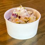 A side order of cole slaw at Old 300 BBQ